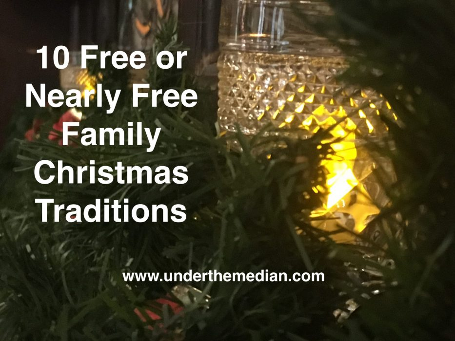 10 Free or Nearly Free Family Christmas Activities