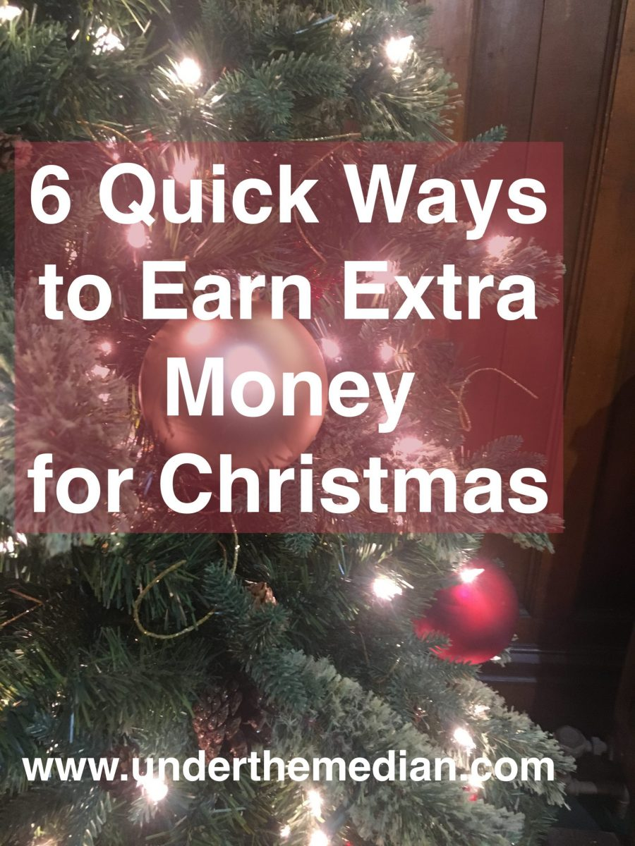 6 Quick Ways to Earn Extra Christmas Cash
