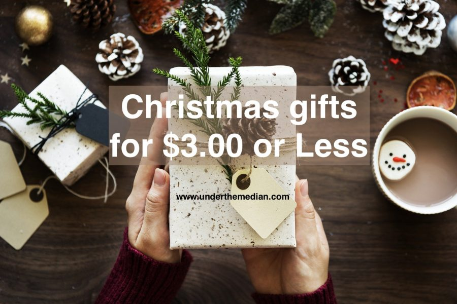 24 Christmas Gifts for $3.00 or Less!