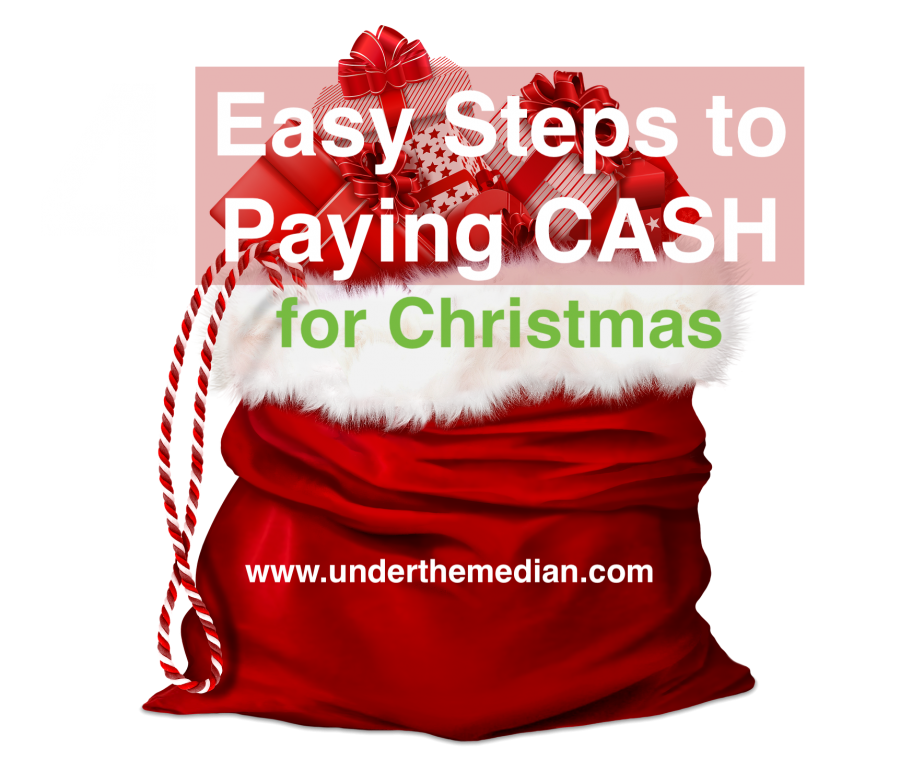 Four Extraordinarily Easy Steps to Paying Cash for Christmas