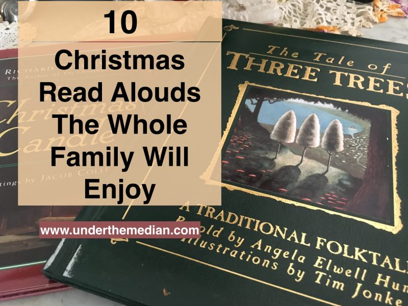 10 Holiday Read Alouds the Whole Family Will Enjoy