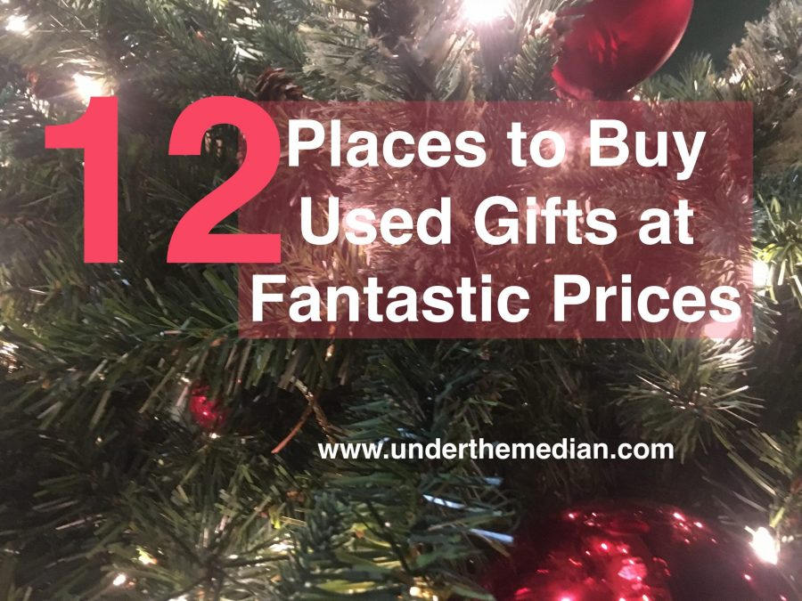 12 Places to Buy Lightly Used Gifts at Fantastic Prices