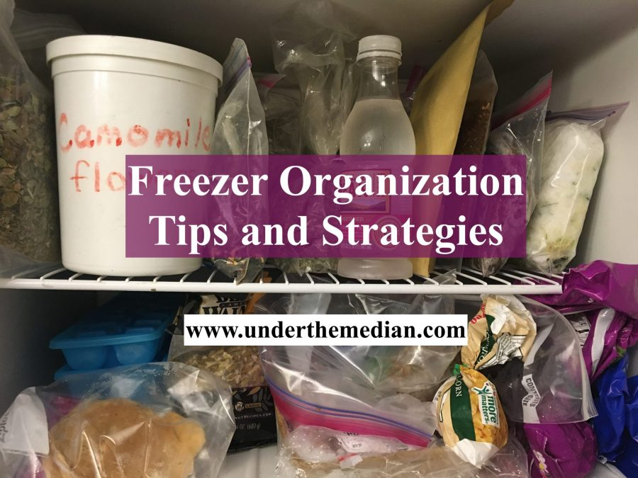 Step-by-Step Freezer Organization and Inventory