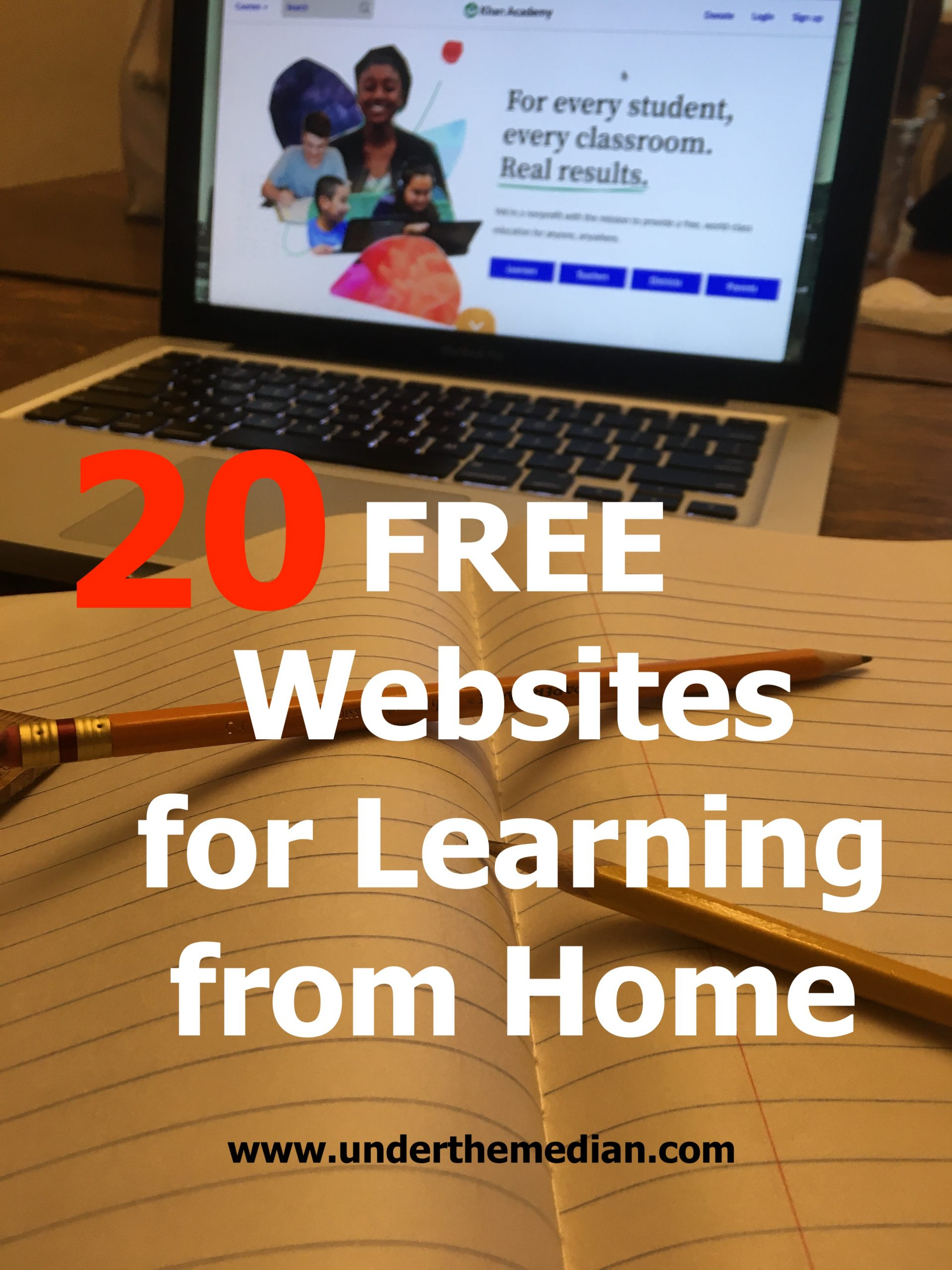 Inspire Your Kids with These 20 Helpful, FREE Websites