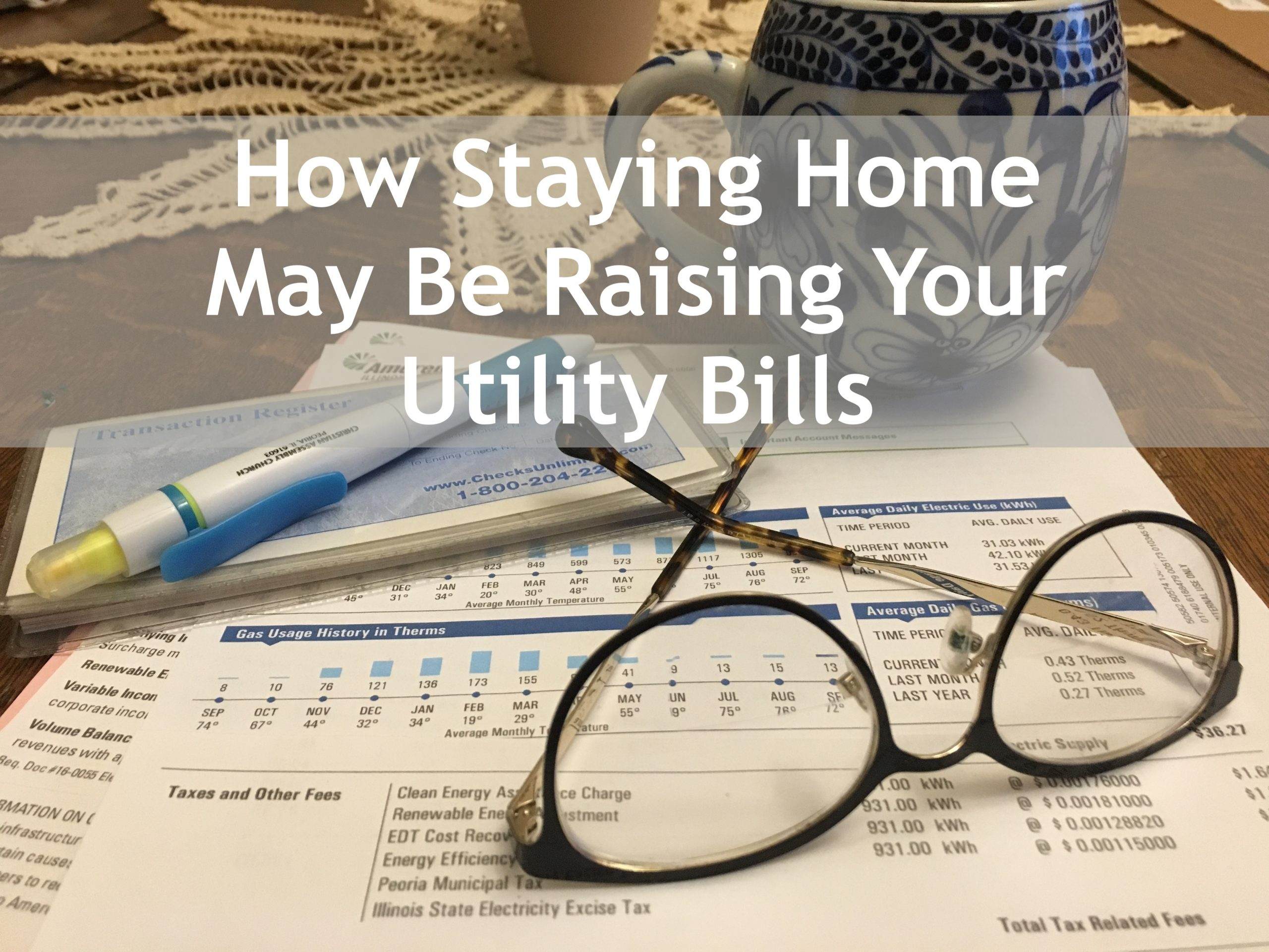 How to Avoid Four Expensive Energy Wasting Habits