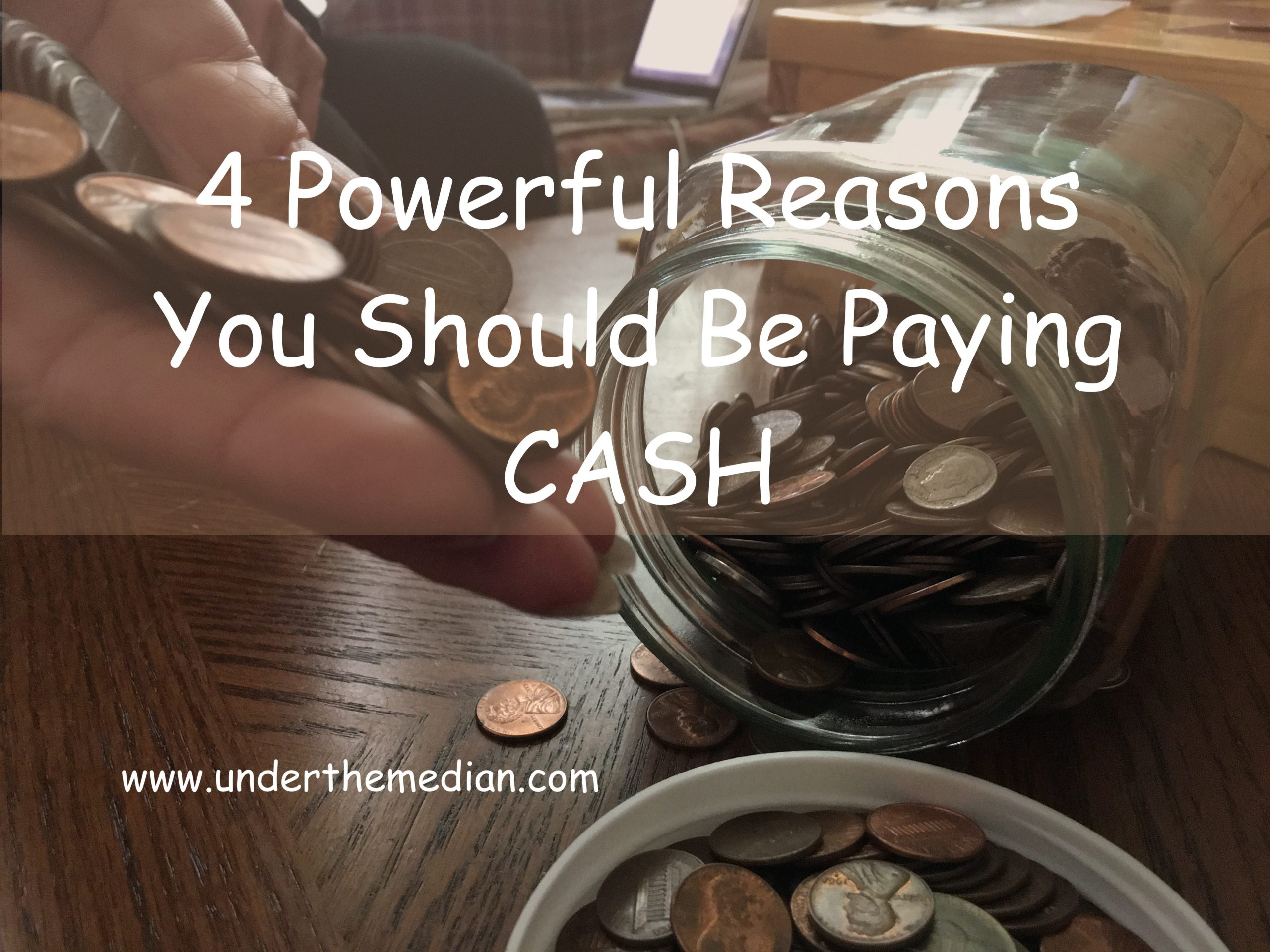 4 Powerful Reasons You Should Be Spending Cash