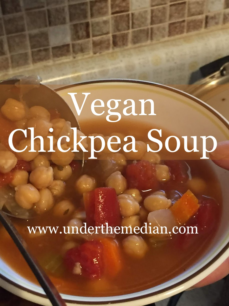 Nutritious and Flavorful Vegan Chickpea Soup