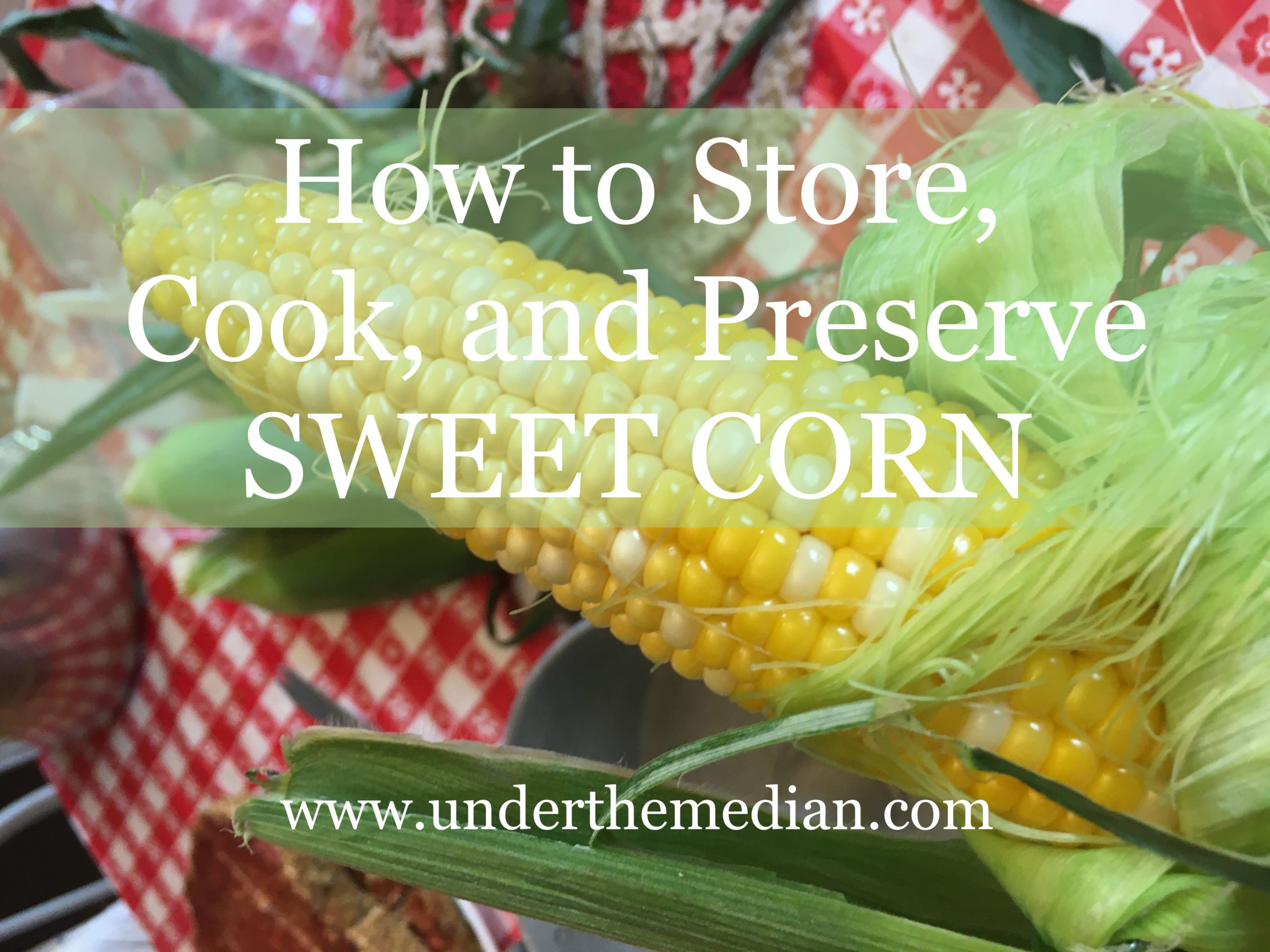 How to Store, Cook, and Preserve Sweet Corn