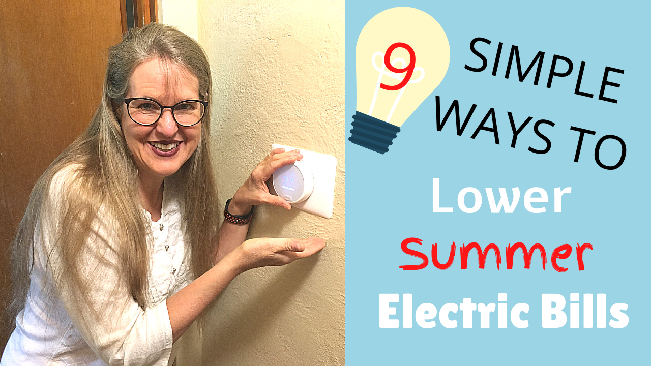 9 Simple Ways to Lower Your Summer Electric Bill
