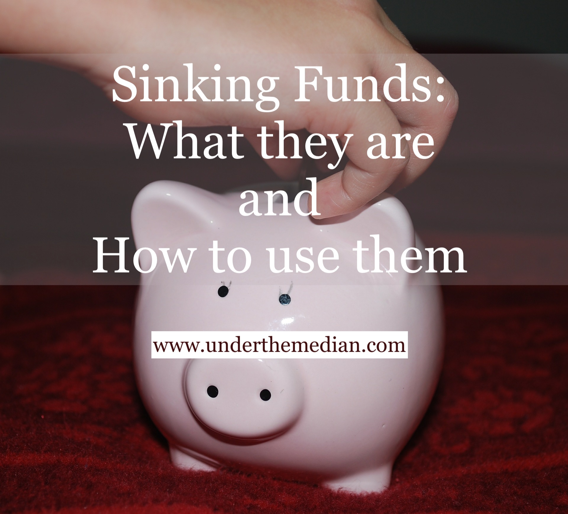 What are Sinking Funds and How Should I Use Them?