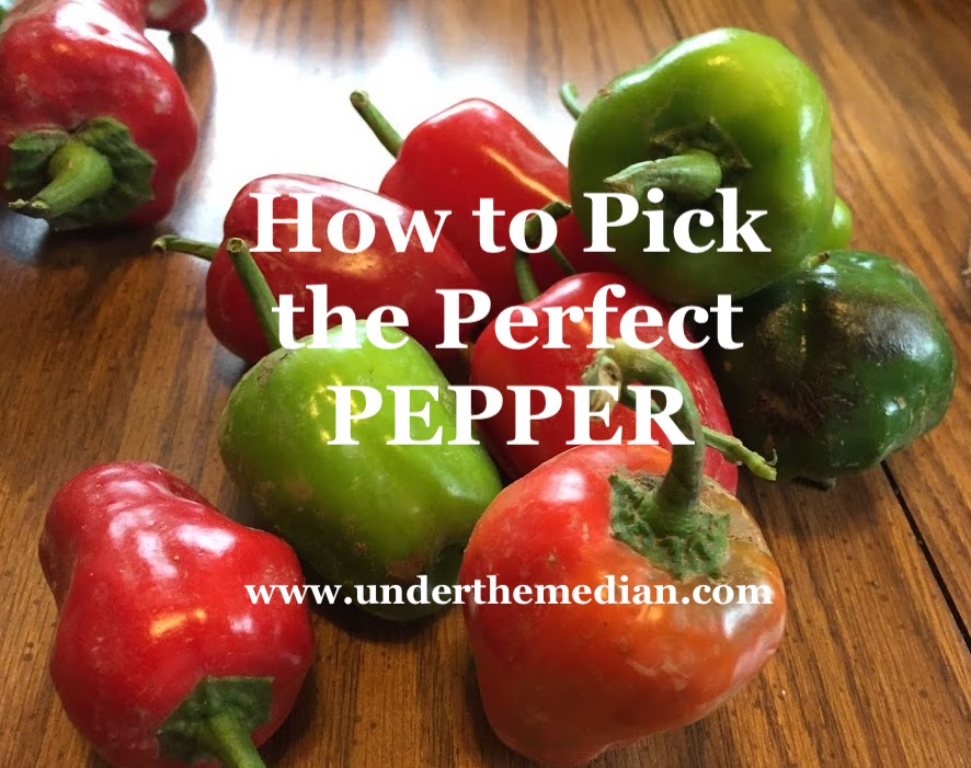 How to Pick the Perfect Pepper