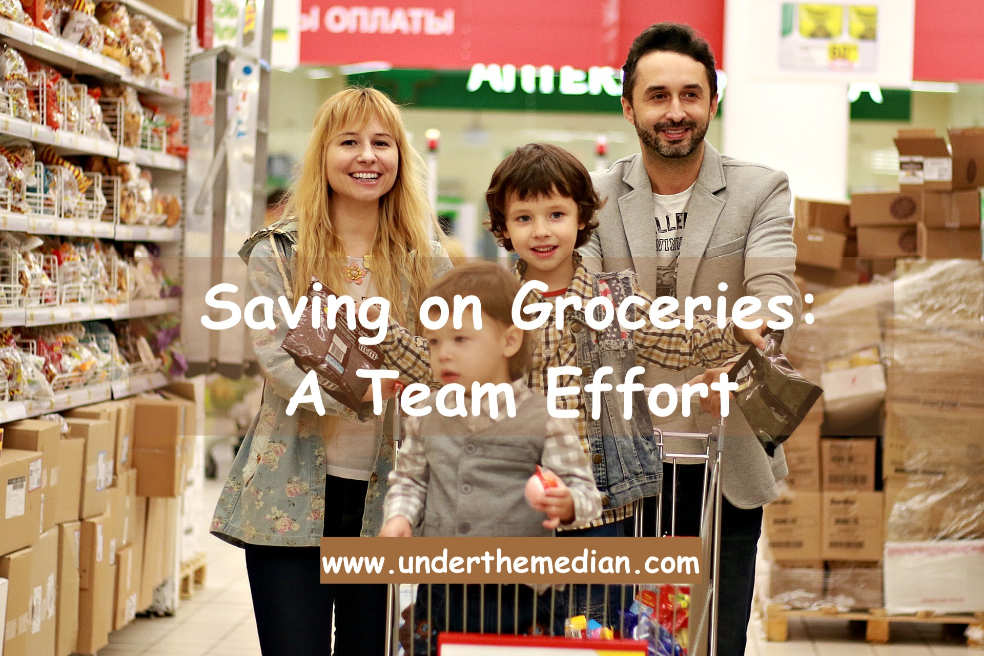 5 Easy Ways to Save on Groceries with Your Family